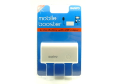 Abbildungs des mobile Booster im Blister