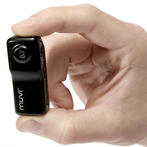 Muvi Micro Pocket DV Camcorder